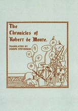The Chronicle of Robert De Monte