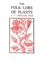 The Folklore of Plants