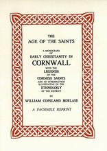 The Age of The Saints of Cornwall