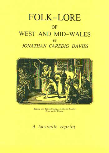Folklore of the West and Mid Wales