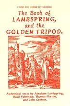 The Book of Lambspring and the Golden Tripod