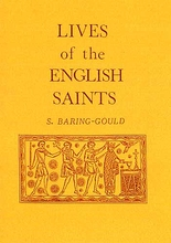 Lives of The English Saints ( pre conquest selection )