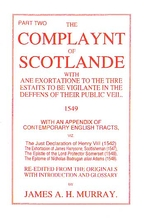 The Complaynt Of Scotlande