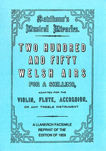 250 Welsh Airs for a Shilling