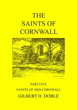 The Saints of Cornwall Volume 5: Mid Cornwall